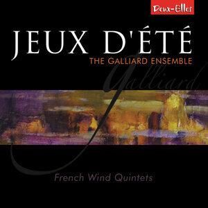 Jeux d'été - French Wind Quintets