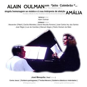 """Alain Oulman em """"Jeito Coimbrão"""""""