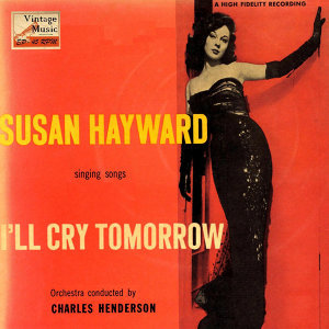 "Vintage Movies Nº 14 - EPs Collectors, ""I'll Cry Tomorrow"""