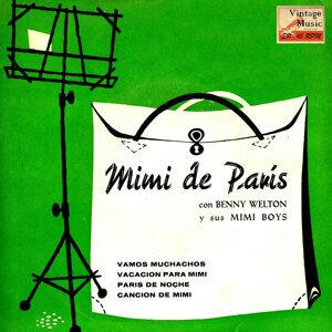 Vintage Dance Orchestras No. 271 - EP: Let's Go Boys