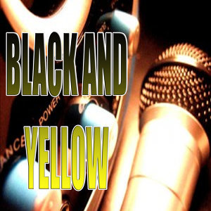Black and Yellow (In the Style of Wiz Khalifa) [Karaoke Version]