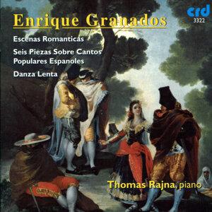 Granados: Escenas Romanticas, Etc.