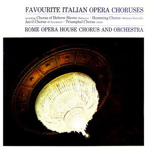 Favourite Italian Opera Choruses