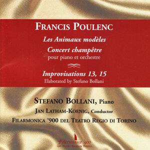 Poulenc: Les Animaux modèles, Concert champêtre pour piano et orchestre & Improvisations 13, 15