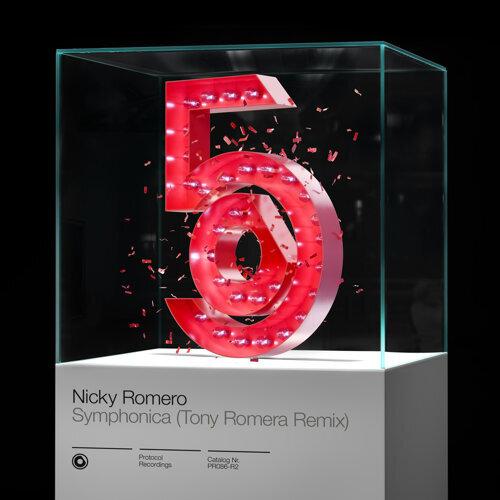 Symphonica - Tony Romera Remix