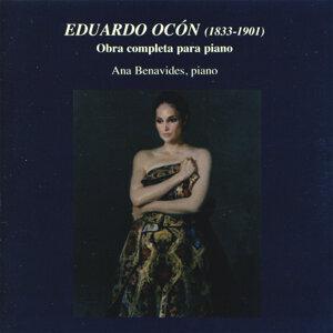 Eduardo Ocón: Obra Completa para Piano