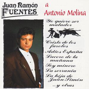 A Antonio Molina homenaje De Juan Ramon Fuentes