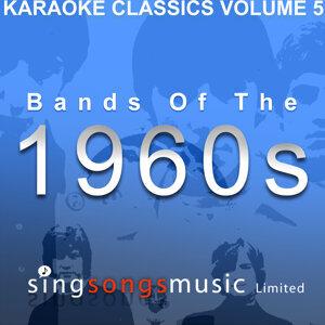 Karaoke Classics Volume 5 - Bands Of The 1960s