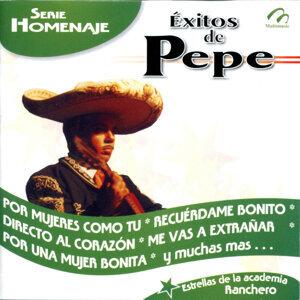 Éxitos de Pepe