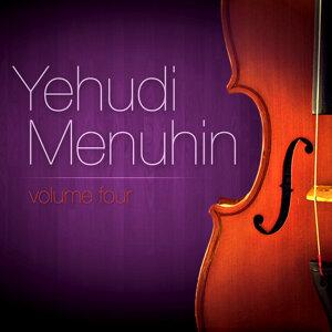 Yehudi Menuhin Vol. 4 : Concerto Pour Violon En Ré Majeur (Ludwig Van Beethoven)