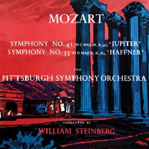 Mozart Symphonies No. 41 & 35