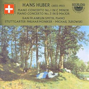 Hans Huber, Piano Concerto No.1 in C minor, Piano Concerto No.3 in D Major
