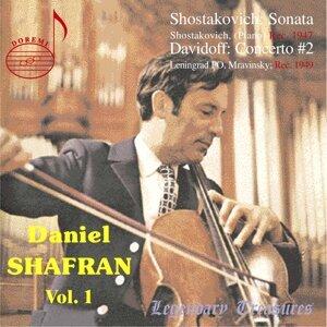Daniel Shafran, Vol. 1: Shostakovich & Davidov