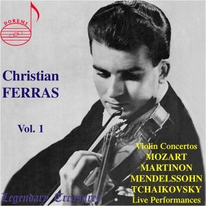 Christian Ferras, Vol. 1 (Live)