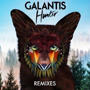 Hunter - Remixes