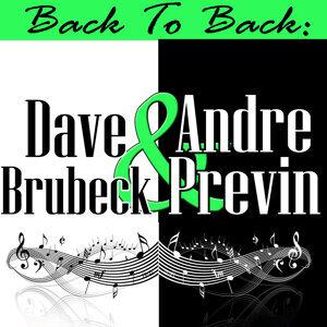 Back To Back: Dave Brubeck & Andre Previn