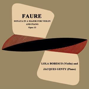 Faure Sonata In A Major