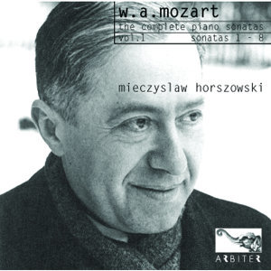 Mozart: The Complete Piano Sonatas, vol. 1