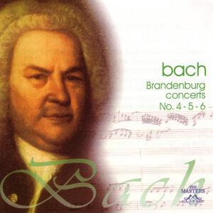 Bach: Brandenburg Concerts No. 4-5-6