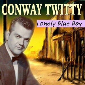 Lonely Blue Boy