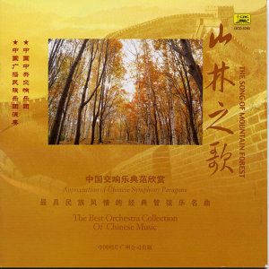 Collection of the Best Chinese Orchestral Music: Song of Mountain Forest