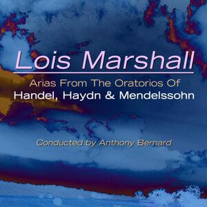 Arias From The Oratorios Of Handel, Haydn & Mendelssohn