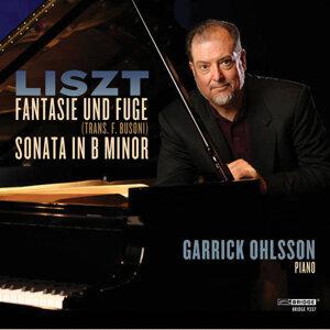 Garrick Ohlsson: Liszt Recital