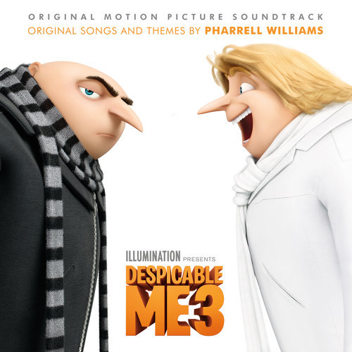 There's Something Special - Despicable Me 3 Original Motion Picture Soundtrack
