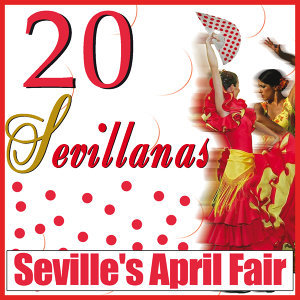 Seville's April Fair . Sevillanas Dance