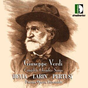 Giuseppe Verdi: Complete Chamber Songs