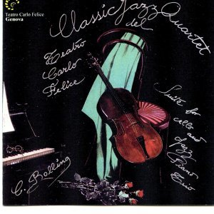 Claude Bolling Suite for Cello and Jazz Piano Trio