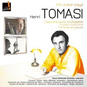 Tomasi: l'intégrale de l'oeuvre pour trompette & Fanfares liturgiques - Complete Works with Trumpet & Fanfares Liturgiques