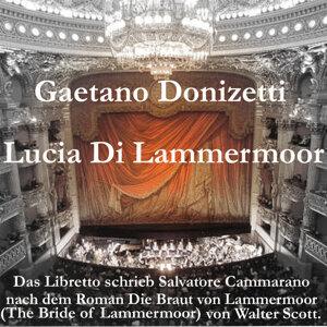 Lucia Di Lammermoor, libretto Salvadore Cammarano