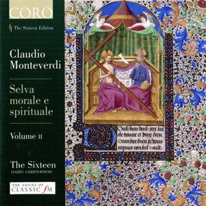 Monteverdi: Selva morale e spirituale Volume II