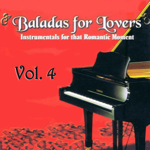 Baladas for Lovers Volume 4