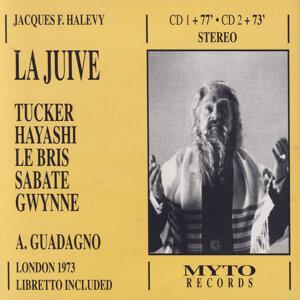 Jacques F. Halevy: La Juive