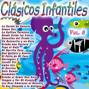 Clásicos Infantiles Vol. 8