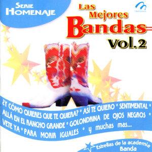 Las Mejores Bandas, Vol. 2