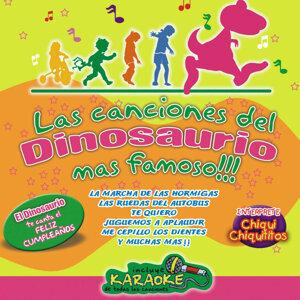 Las Canciones del Dinosaurio mas Famoso