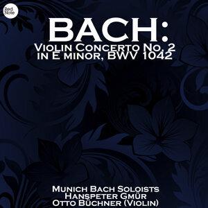 Bach: Violin Concerto No. 2 in E minor, BWV 1042