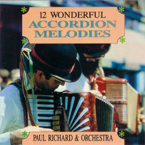 12 Wonderful Accordion Melodies