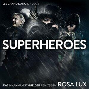 Superheroes - Les Grand Danois, Vol. 1