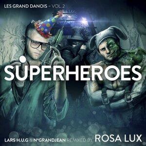 Superheroes - Les Grand Danois, Vol. 2