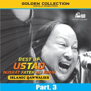 Best of Ustad Nusrat Fateh Ali Khan (Islamic Qawwalies) Pt. 3