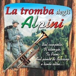 La tromba degli Alpini