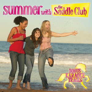 Summer With The Saddle Club