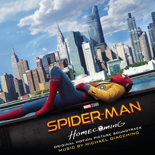 Spider-Man: Homecoming (Original Motion Picture Soundtrack) (蜘蛛俠:強勢回歸電影原聲大碟)