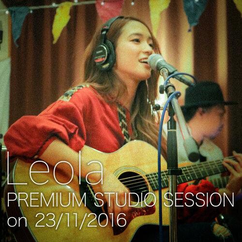 PREMIUM STUDIO SESSION on 23/11/2016