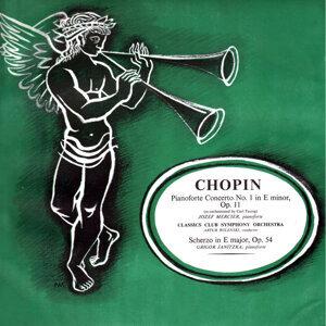 Chopin: Pianoforte Concerto No 1 In E Minor, Op 11