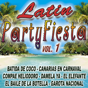 Latin Party Fiesta Vol.1